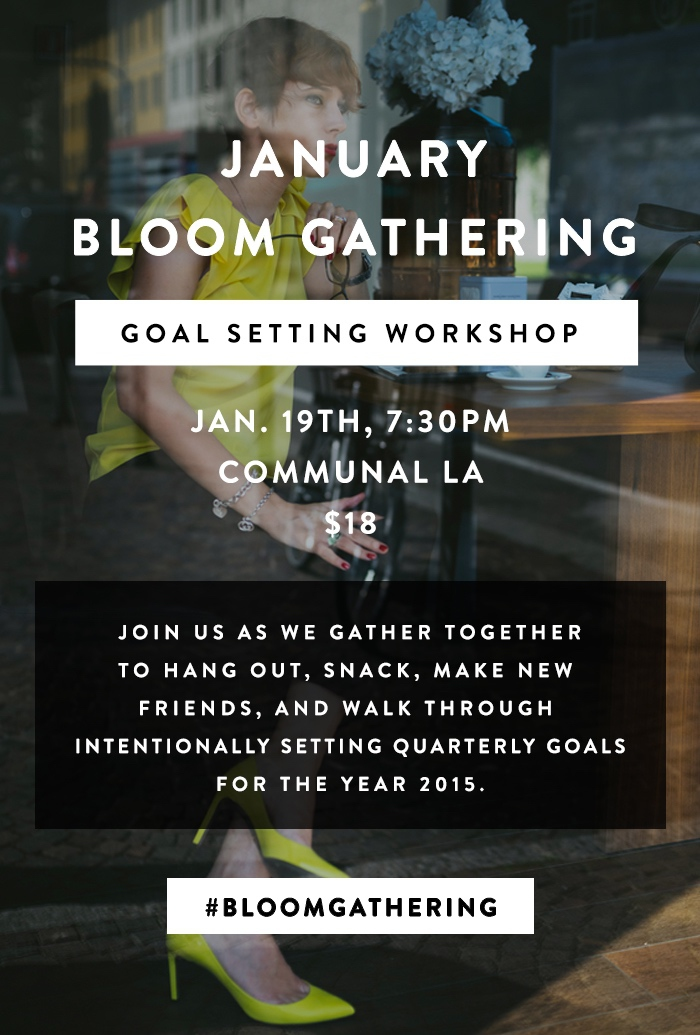 JANUARY_BLOOMGATHERING