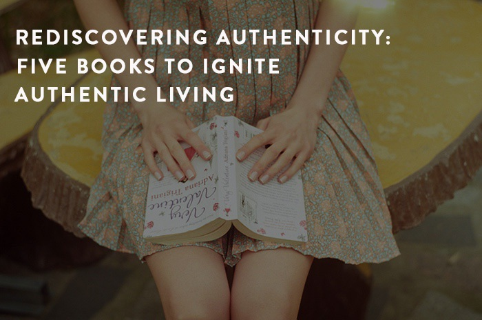 FIVE BOOKS TO IGNITE AUTHENTIC LIVING YELLOW CONFERENCE