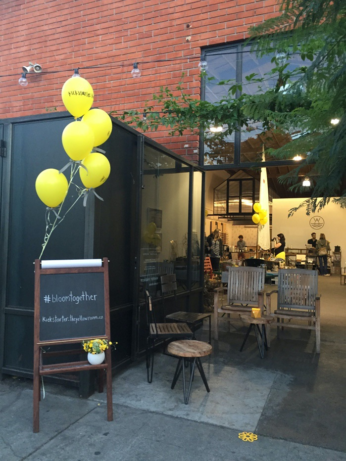 Los Angeles Launch Party at Alchemy Works!