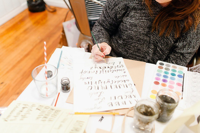 Esther Oh: FIVE MUST HAVE TOOLS  FOR LETTERING