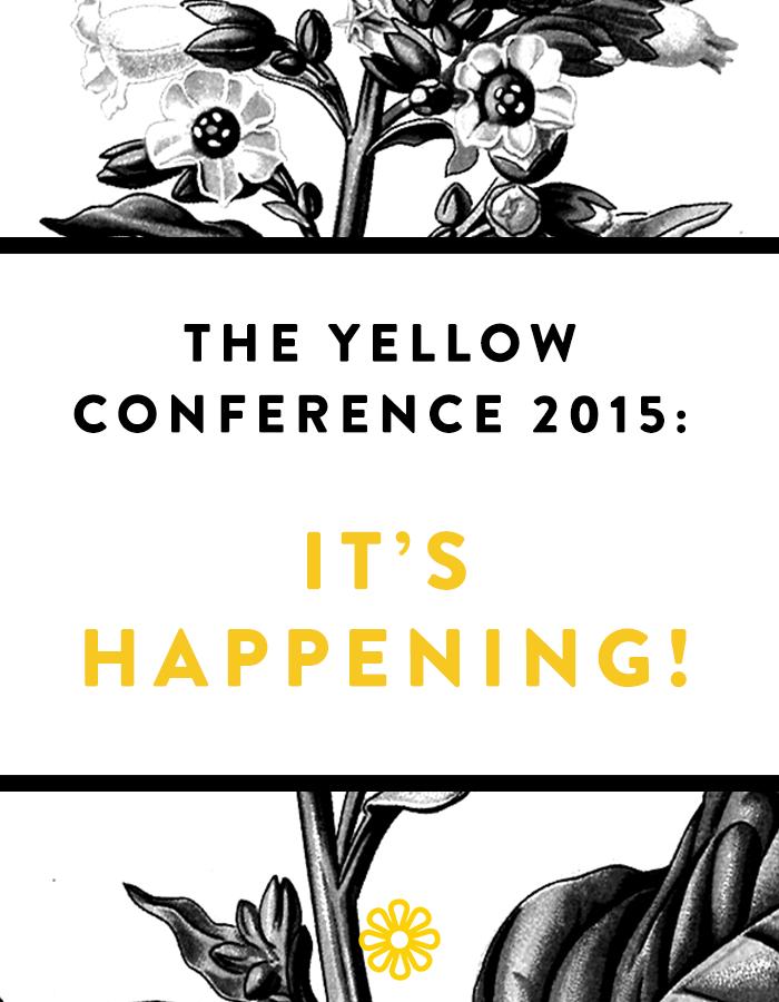 Yellow 2015!