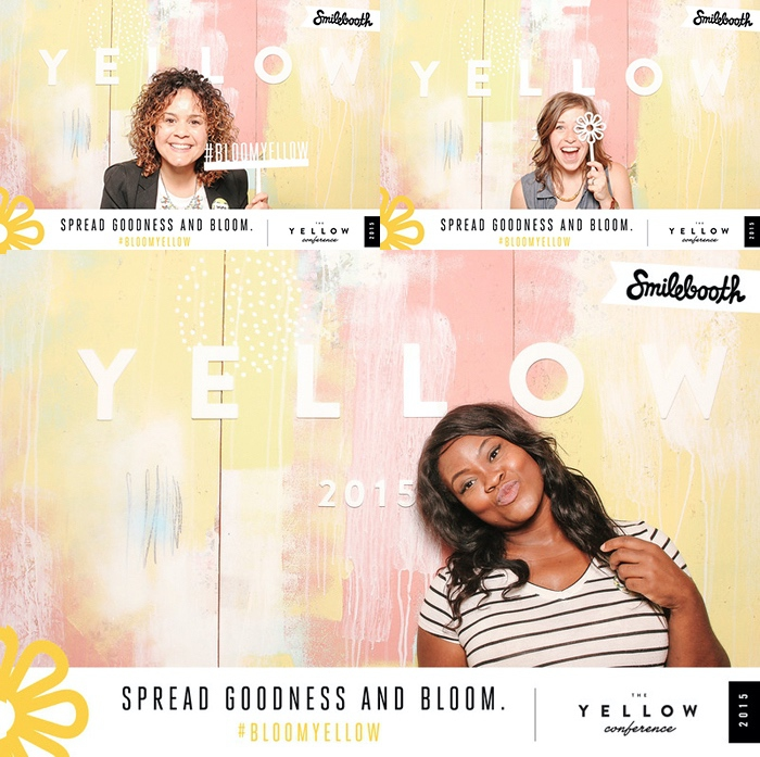 Yellow Conference: Spread good and bloom