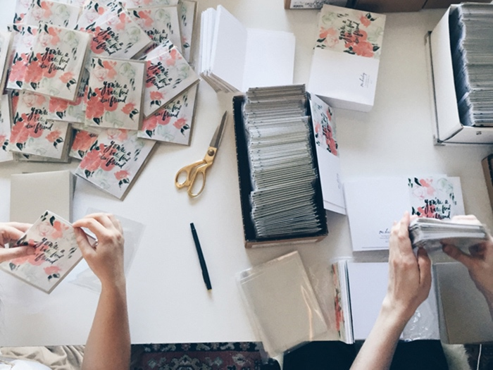 Our Heiday for Yellow Co.