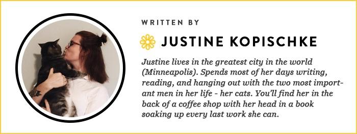 justine-bio