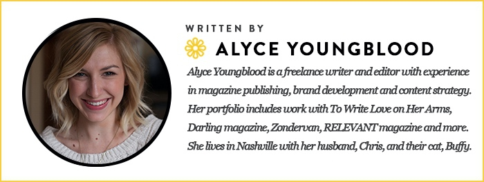ALYCE YOUNGBLOOD BIO