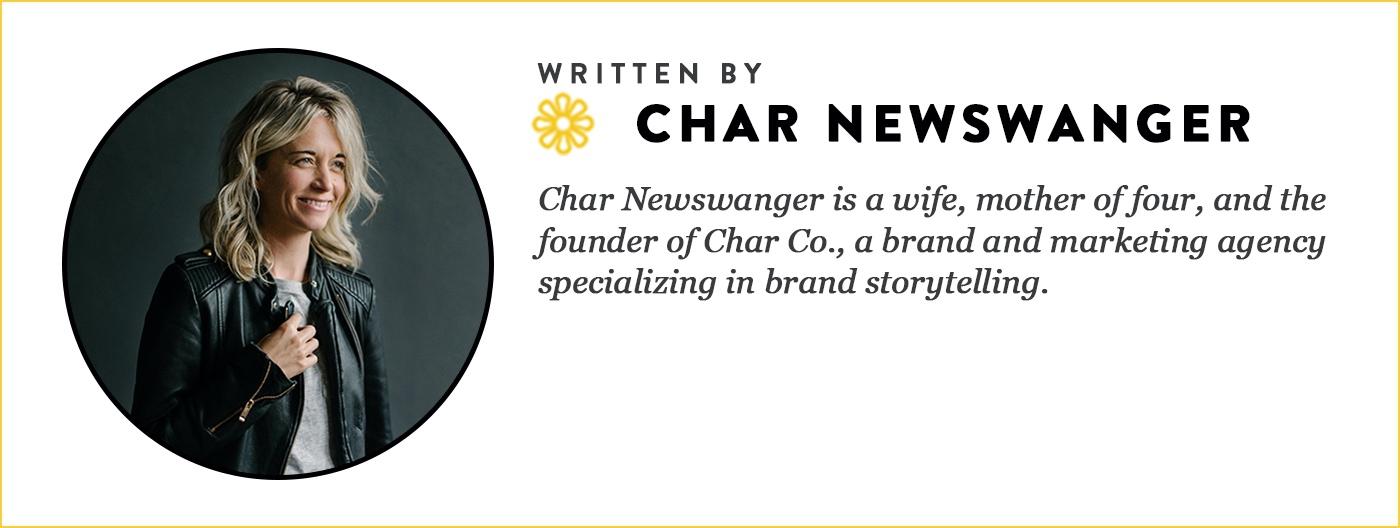 CHAR NEWSWANGER BIO