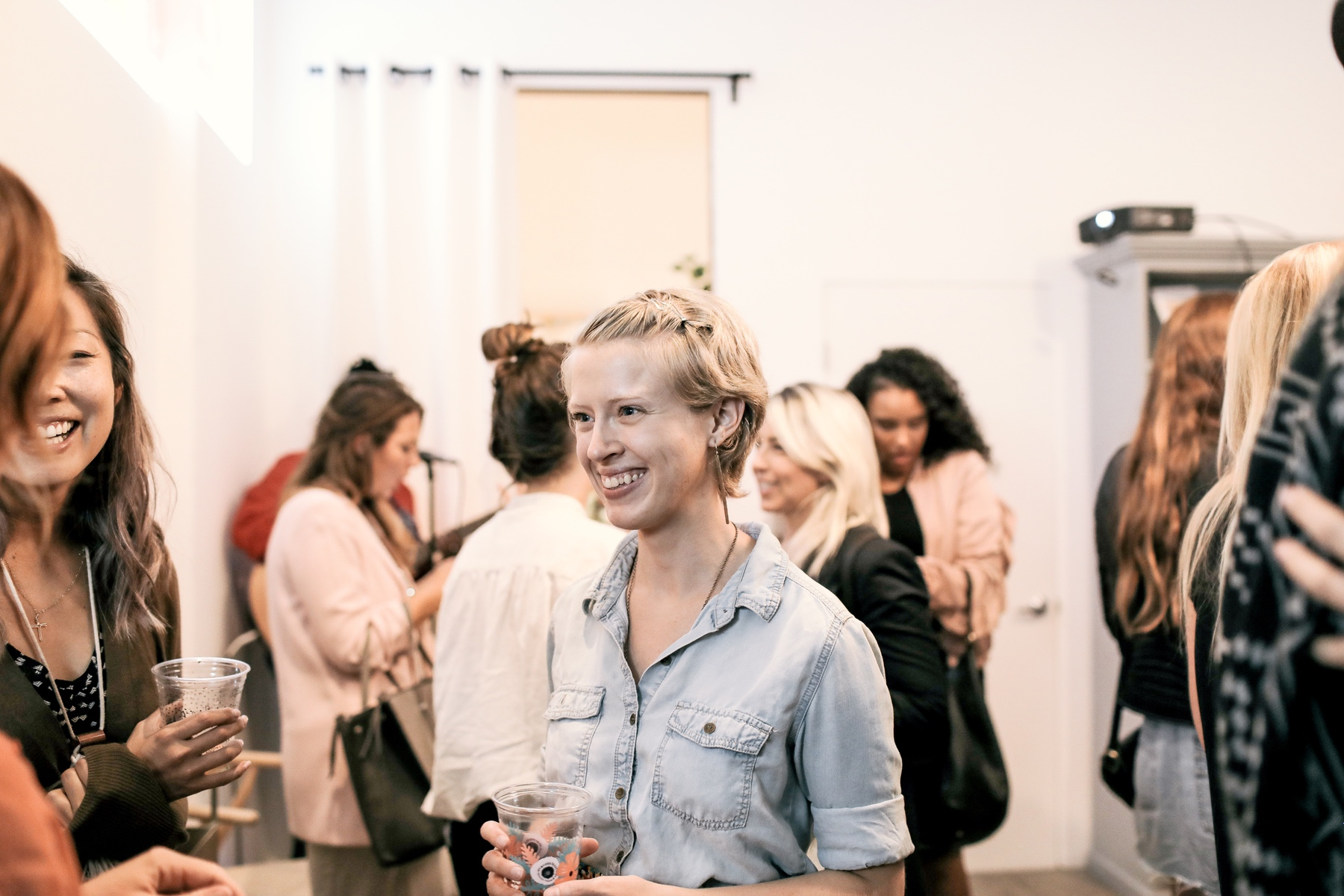 AN EVENING OF AUTHENTICITY AT THE YELLOW MEMBERSHIP LAUNCH PARTY